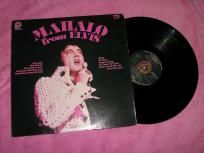 Elvis Vinyl Album - Mahalo From Elvis  , Free Shipping