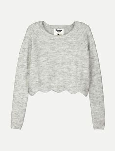 Pull chaud cropped