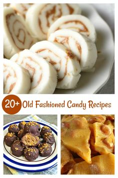 20 old fashioned candy recipes including potato candy, Butterfinger balls and peanut brittle Do you have memories of spending time with grandma making sweet treats? These old fashioned candy recipes will take you right back to those days! Old Fashioned Christmas Candy, Old Fashioned Candy, Peanut Brittle Recipe, Brittle Recipes, Easy Candy Recipes, Dessert Recipes, Easy Christmas Candy Recipes, Desserts, Old Fashioned Potato Candy Recipe