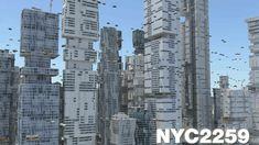 CityEngine Example : New York City 2259