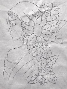 Embroidery Motifs, Hand Embroidery Designs, Saree Painting Designs, Hand Art, Art Drawings Sketches, Paint Designs, Fabric Painting, African Art, Painting Patterns