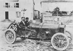 Kenelem Lee Guiness 1914 French Grand Prix | First Super Speedway