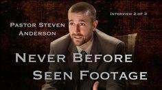 After the Tribulation Extended Footage - Pastor Steven Anderson: Intervi...