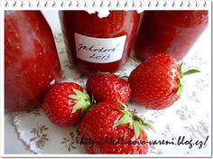 Jedlíkovo vaření: Domácí jahodová marmeláda
