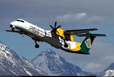 Bombardier DHC-8-402 Q400 aircraft picture