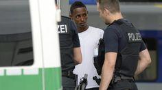 Uchodźcy zatrzymani w Bawarii #popolsku