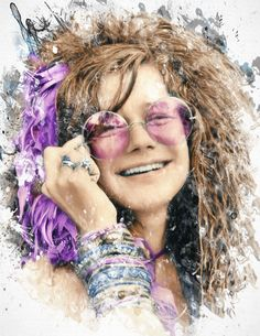 Janis joplin (art) color flower art janis joplin, music, photos and more about artists and bands: janis joplin (art). Music, photos and more about Janis Joplin, Big Mama Thornton, Rainha Do Rock, Kino Film, Rock Posters, Rock Legends, Music Photo, Amy Winehouse, Jim Morrison