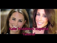 Kate Middleton Inspired Tutorial