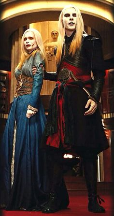 The costumes for the twins were so amazing, I can't decide what one I like best,
