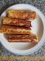 bovril and cheese french rolls