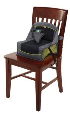 Travel booster seat.