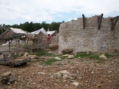 3. Ozark Medieval Fortress (Lead Hill)