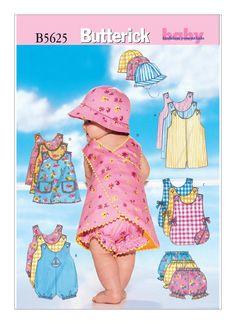 Little Girl Dress Patterns, Hat Patterns To Sew, Baby Clothes Patterns, Little Girl Dresses, Baby Patterns, Clothing Patterns, Sewing Patterns, Sundress Pattern, Pants Pattern