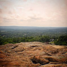 Pinnacle Mountain in Plainville, CT. #Hiking #Connecticut