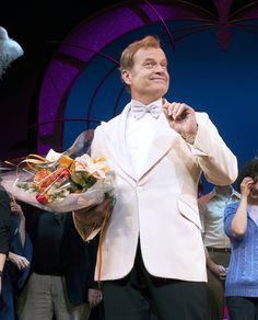 Kelsey Grammers La Cage Aux Folles curtain call