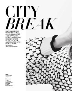 city break: dani witt by hanna bluethmann for grazia france 2nd august 2013