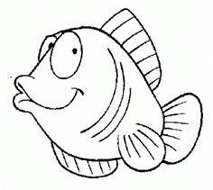 31 Melhores Imagens De Peixinhos Peixe Para Colorir Peixe