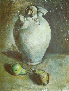 Jug, 1922-1923 Salvador Dali