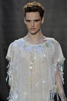 Fred Sathal Automne-hiver 2014-2015 - Haute couture