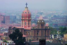 Iglesia de Las Cruces. Bogotá