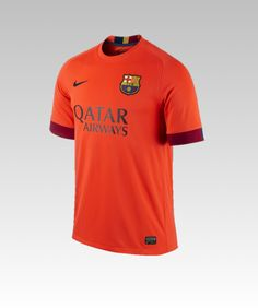 56707ec86 Nike Barcelona Soccer Jersey (Away   SoccerEvolution Soccer Store