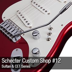 New article on MusicOff.com: Schecter Custom Shop #12. Check it out! LINK: http://ift.tt/1UQuGi4