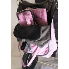 Awesome diaper bag...hopefully in comes in different colors