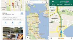 Google Maps disponible para iOS