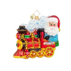 Christopher Radko Ornament North Pole Express 1017843
