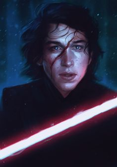 Kylo Ren by Holepsi.......!!!!