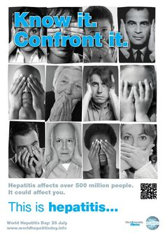 World Hepatitis Day 2013 poster, available for download at http://www.worldhepatitisalliance.org/WorldHepatitisDay/WHD2013/Posters2013.aspx