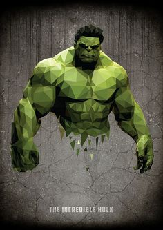 Avengers Poster Art With an Angle - The Incredible Hulk Marvel Avengers, Marvel Comics, Avengers Poster, Bd Comics, Marvel Art, Marvel Heroes, Hulk Poster, Pose Portrait, Fantasy Anime