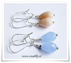 #Handmade #wedding #earrings