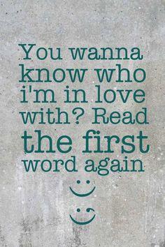 Yes AB, read it again.... x
