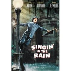 Singin' in the Rain with Gene Kelly, Debbie Reynolds and Donald O'Connor