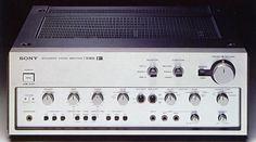 SONY TA-8650 (launched 1973)