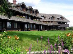 Von Trapp Family Lodge in Stowe, Vermont.