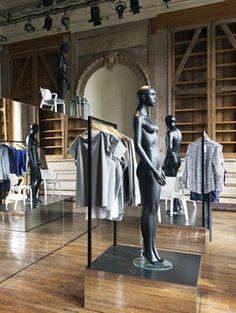 Hotspot: pop-up designwinkel Frame | ELLE Decoration NL
