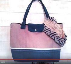 Un sac stylé Longchamp proposé par Caro Couture Créations . Le patron du  rabat est téléchargeable et imprimable. Le tutoriel tout en vidéo permet de  suivre ... d43699f4647