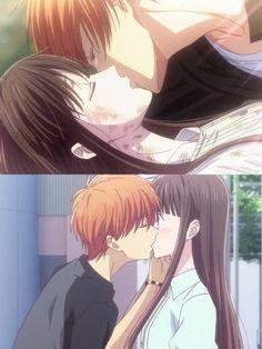 Anime Couples Drawings, Couple Drawings, Anime Bebe, Fruits Basket Manga, Yuki Sohma, Animes To Watch, Diy Crafts For Gifts, Me Me Me Anime, Manga Anime