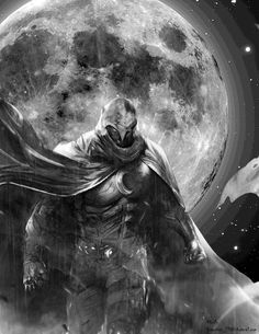 Moon Knight is awesome! I hope he appears in one of the upcoming marvel netflix series