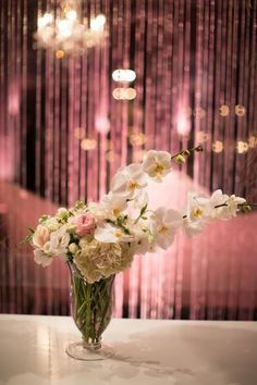 Loved the mood at this event we designed. www.UniqueAvenueDesigns.com Florals by Stems & Vines Floral Studio
