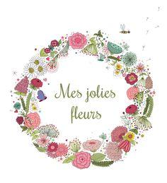 Biggs Amelie - Mes Jolies Fleurs