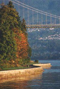 Stanley Park Seawall | Vancouver