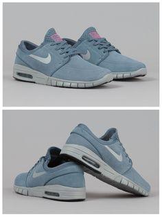 Nike SB Stefan Janoski Max: Blue Graphite & Pink