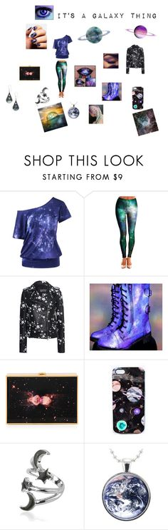 """""""It's A Galaxy Thing"""" by gilan-4-shizzle on Polyvore featuring SLY 010, Reine, Nikki Strange, Moda Designs and MARA"""