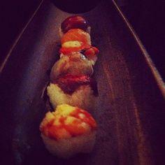Izakaya in the Sir Albert Hotel #Amsterdam - talkinfood on Instagram