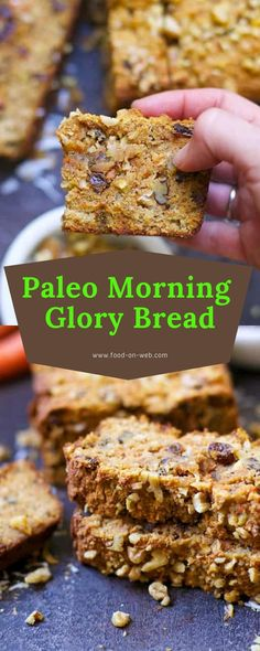I would really like to introduce you on your new favourite breakfast deal with. i am extraordinary excited about this bread you men. Coconut Flour, Almond Flour, Chocolate Sweet Cake, Blanched Almonds, Best Appetizers, Sweet Cakes, Kitchen Recipes, Paleo, Yummy Food