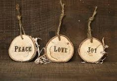 Tags/decorations