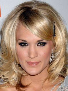 medium hairstyles - Bing Images